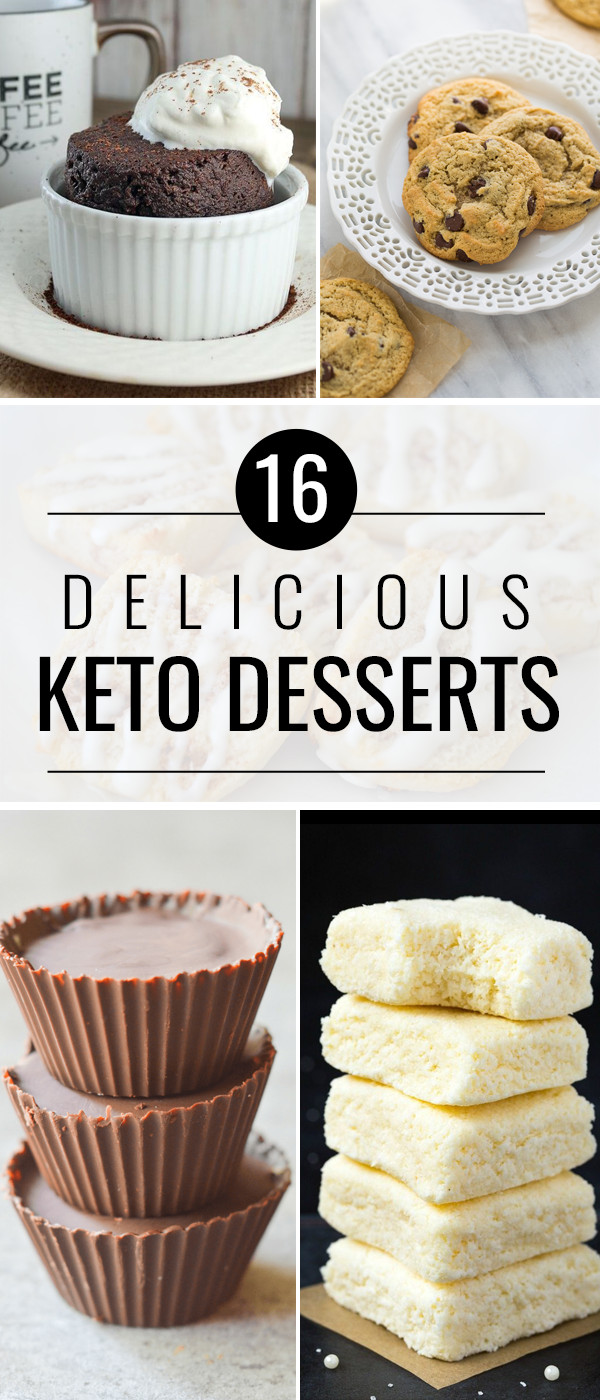 Keto Desserts You Can Buy  16 Delicious Keto Desserts To Cure Your Sweet Cravings