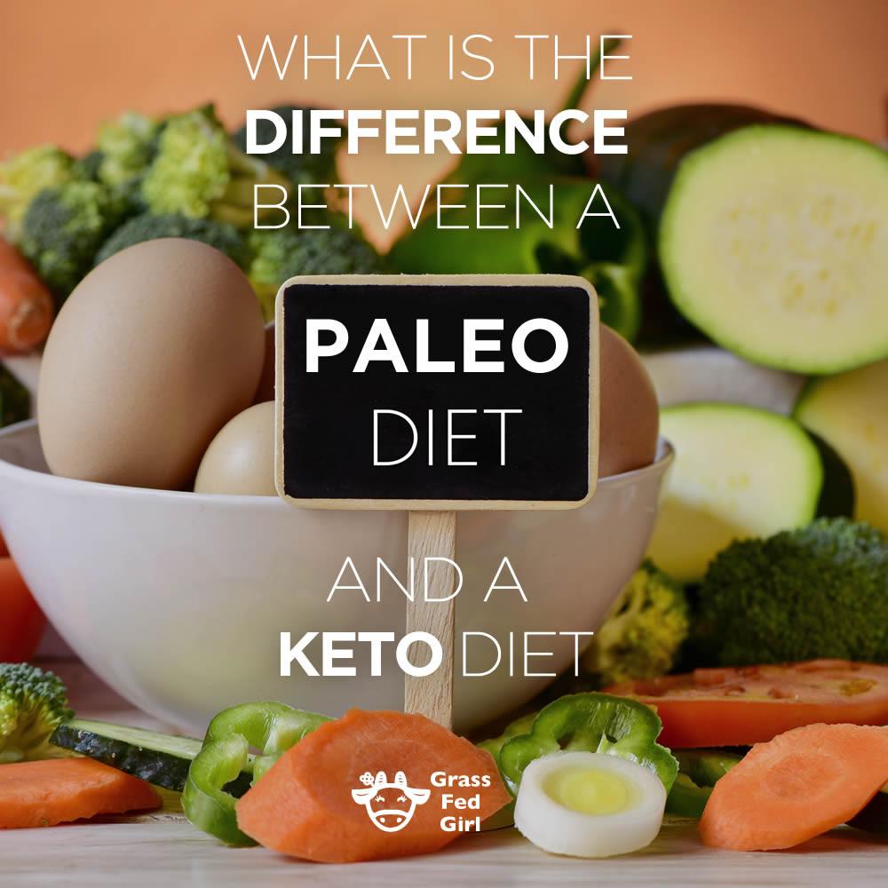 Keto Paleo Diet  Ketogenic Diet vs Paleo Diet How They Differ
