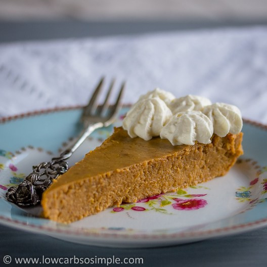 Keto Pumpkin Pie  Proverbs 31 Woman 50 Low Carb and Keto Thanksgiving Recipes