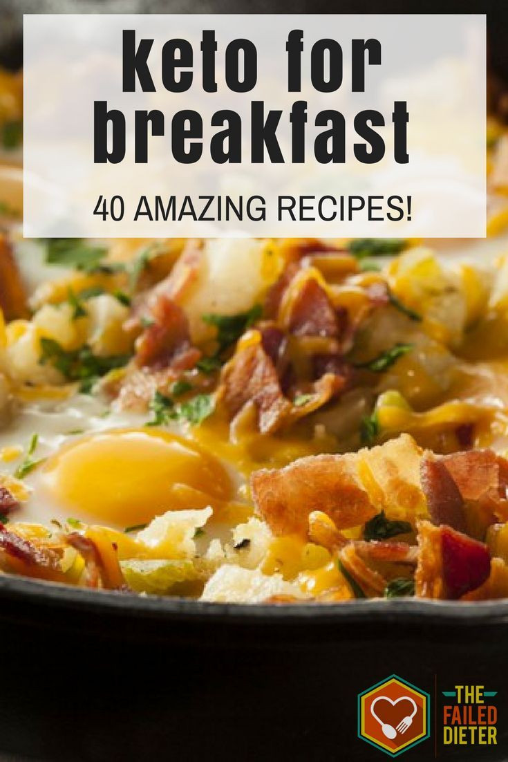 Keto Recipes Breakfast  The 25 best Ketogenic recipes ideas on Pinterest
