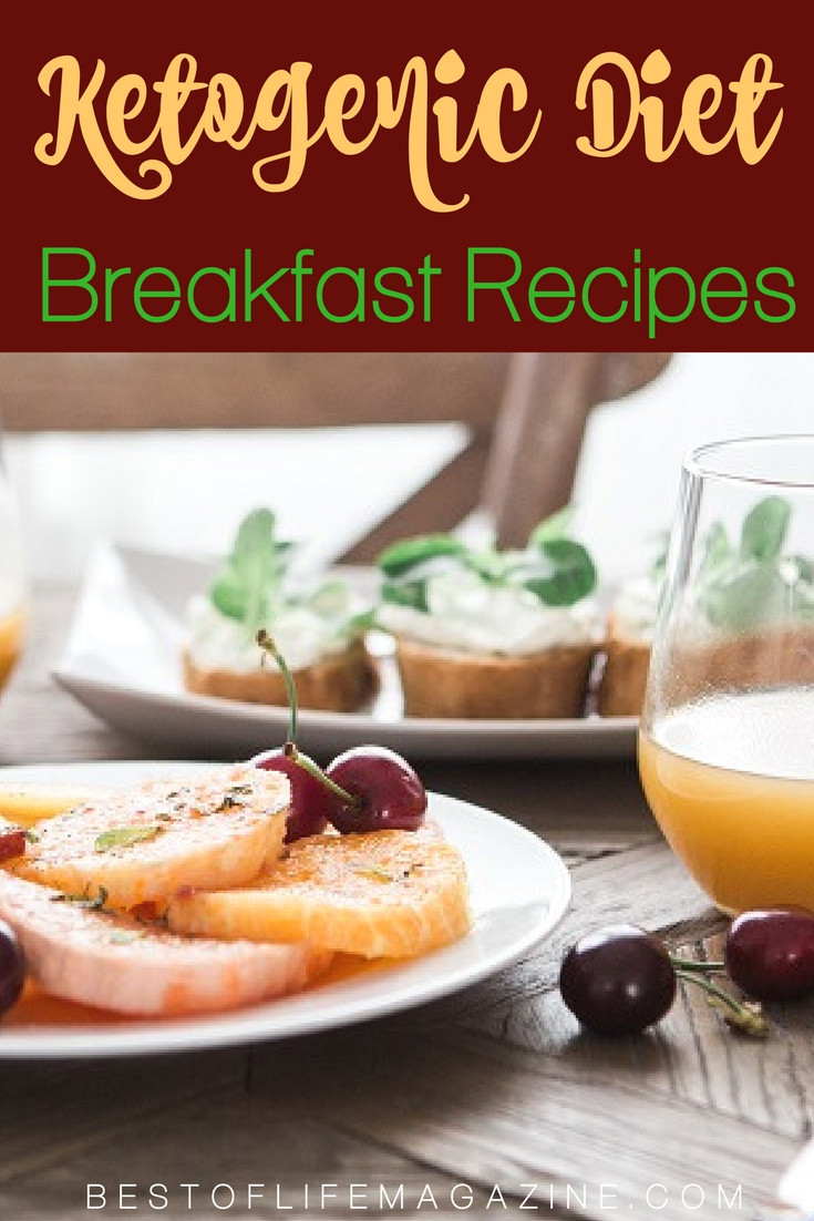 Keto Recipes Breakfast  Ketogenic Diet Recipes for Breakfast The Best of Life