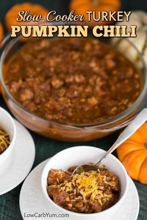 Keto Turkey Chili  12 Keto Chili Recipes Low Carb Chili Meals