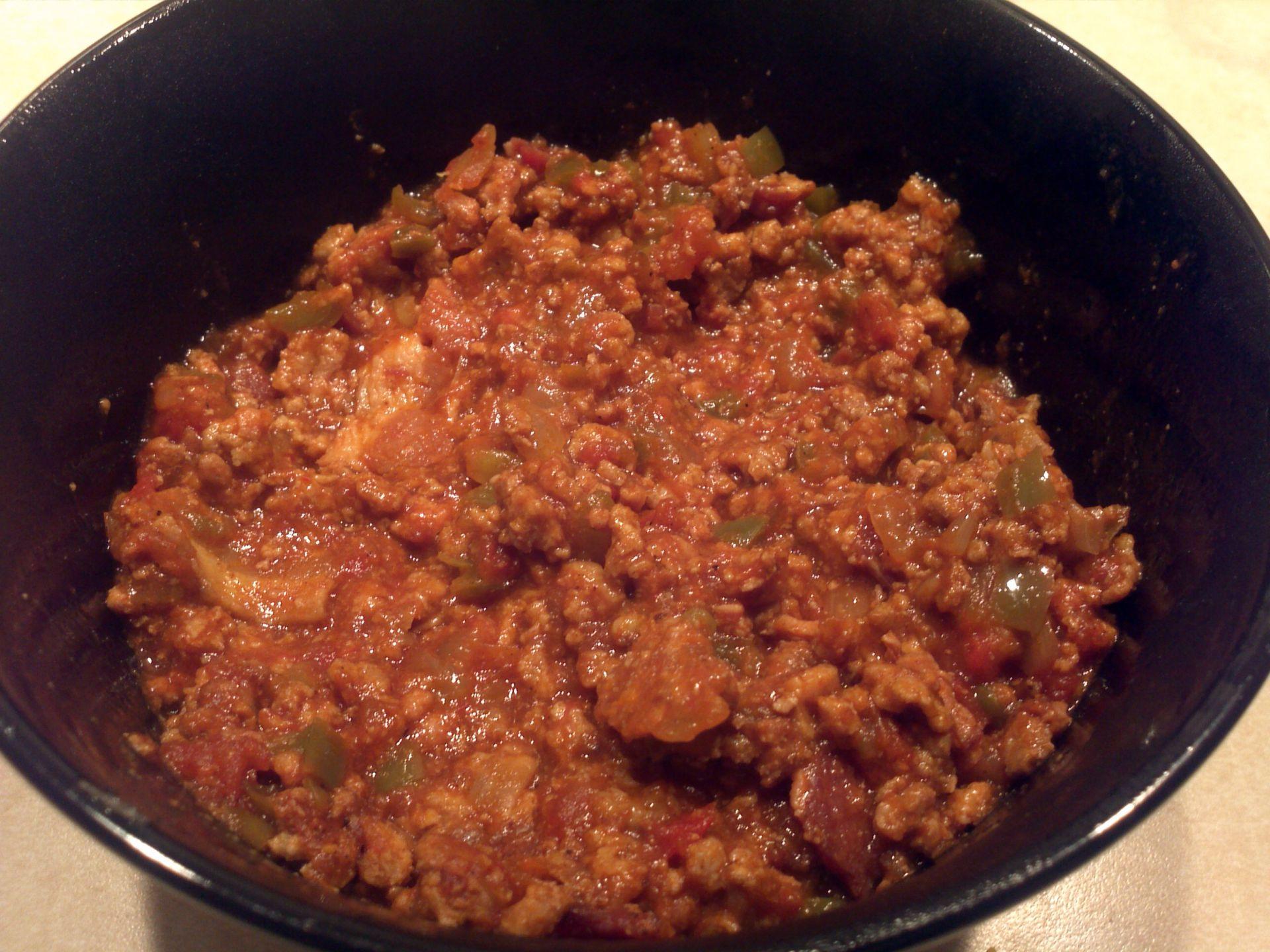 Keto Turkey Chili  keto chili slow cooker