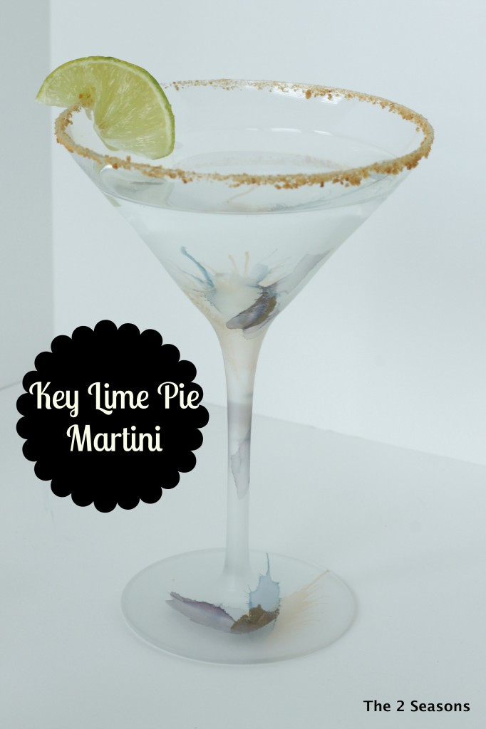Key Lime Pie Martini  The 2 Seasons The Mother Daughter Lifestyle Blog