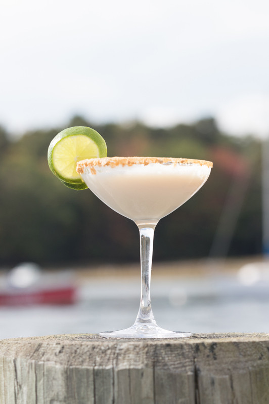 Key Lime Pie Martini  Real Maine Weddings Signature Cocktails