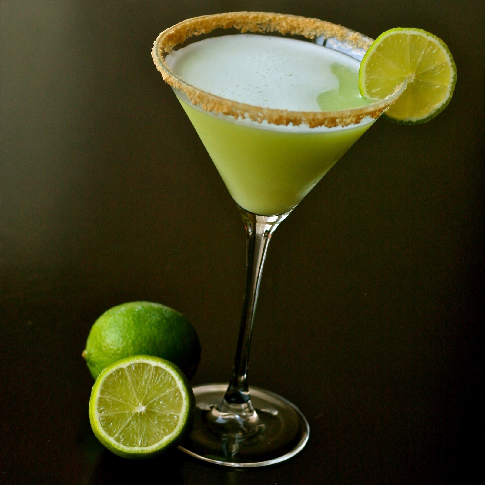 Key Lime Pie Martini  K is for Key Lime Pie Martinis