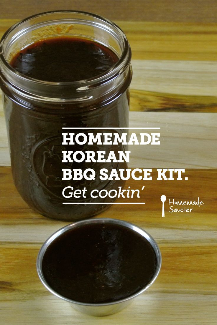 Korean Bbq Sauce Recipe  9 best Our Sauce Recipes images on Pinterest