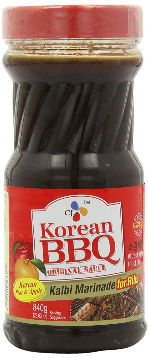 Korean Bbq Sauce Recipe  steak marinade with barbecue sauce