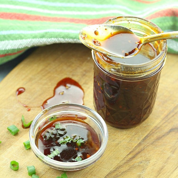 Korean Bbq Sauce Recipe  Korean Barbecue Sauce Recipe – Must Love Home
