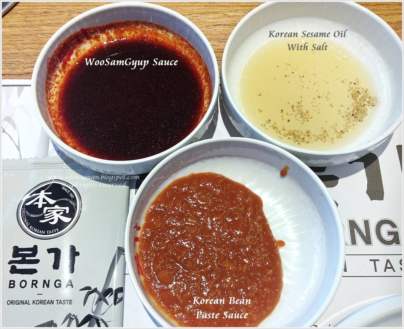 Korean Bbq Sauce Recipe  Cuisine Paradise Singapore Food Blog