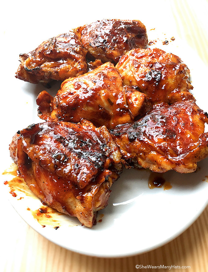 Korean Bbq Sauce Recipe  Korean BBQ Chicken Recipe