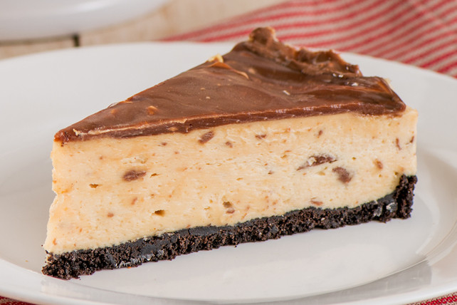 Kraft Cheesecake Recipe  No Bake Peanut Butter Cheesecake Recipe Kraft Canada