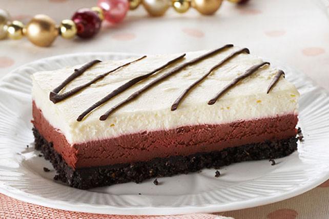 Kraft Cheesecake Recipe  Louisiana Red Velvet Cheesecake Bars Kraft Recipes