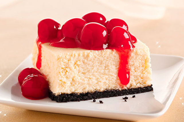 Kraft Cheesecake Recipe  PHILADELPHIA New York Style Cheesecake Kraft Recipes