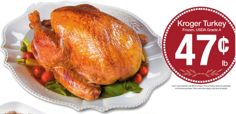 Kroger Thanksgiving Dinner  order thanksgiving dinner kroger
