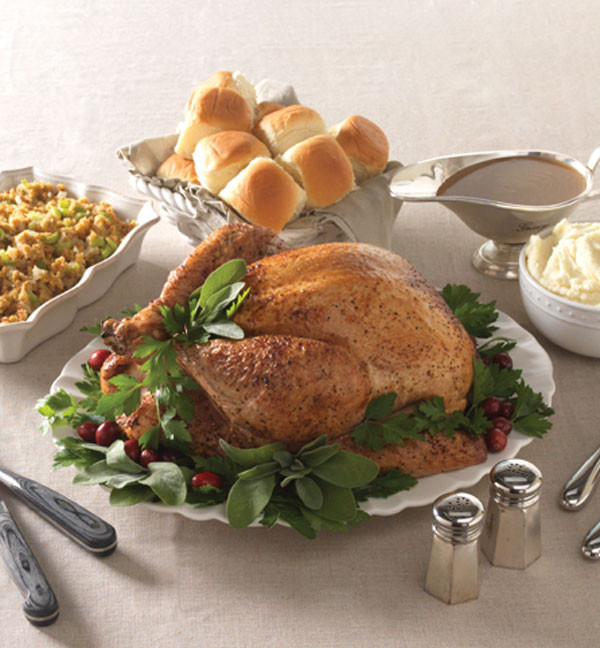 Kroger Thanksgiving Dinner  Hassle free Thanksgiving meals you can order now
