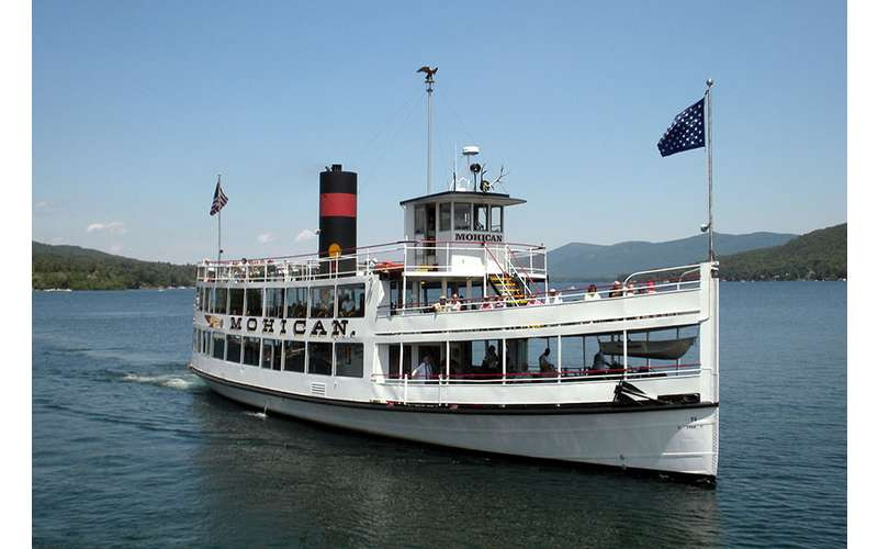 Lake George Dinner Cruise  Top Attraction in Lake George New York Lake George