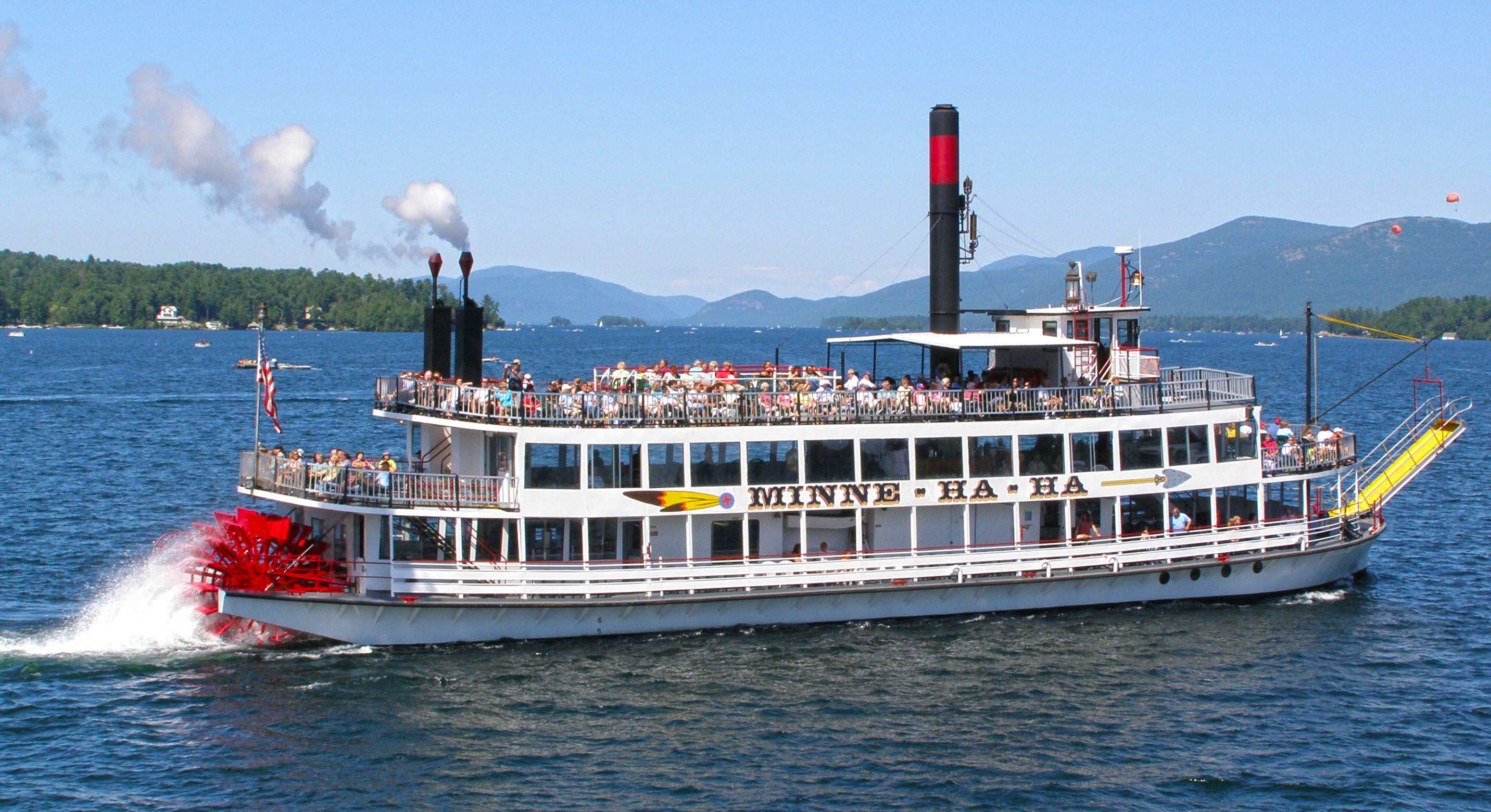 Lake George Dinner Cruise  Specialty Cruises Lake George Steamboat pany