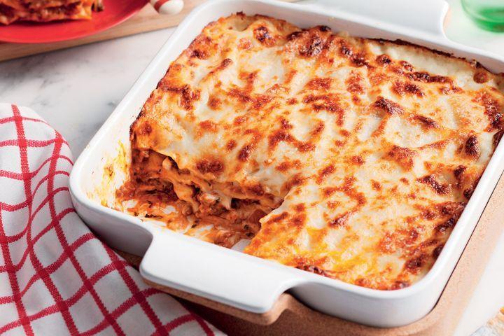 Lasagna Sauce Recipe  Beef and prosciutto lasagne