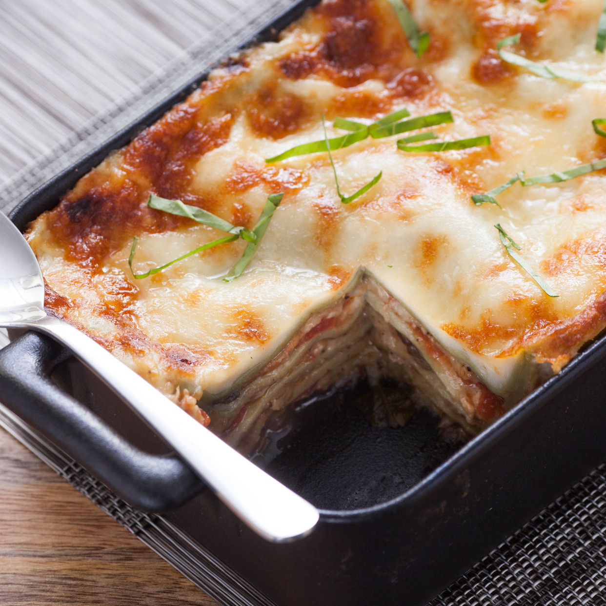 Lasagna Sauce Recipe  Recipe Eggplant Lasagna with Bechamel Sauce & Fresh