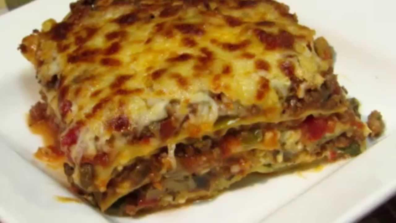 Lasagna Sauce Recipe  best lasagna sauce