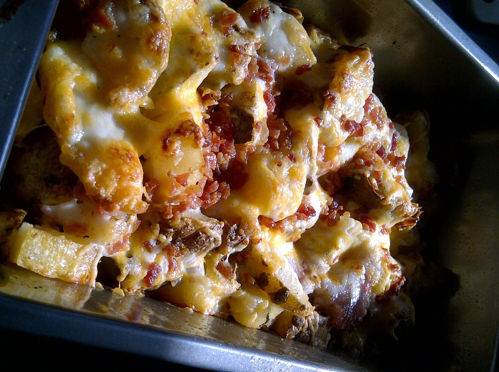 Leftover Baked Potato  USASillyYaks Leftover Baked Potatoes Turned into Amazingness