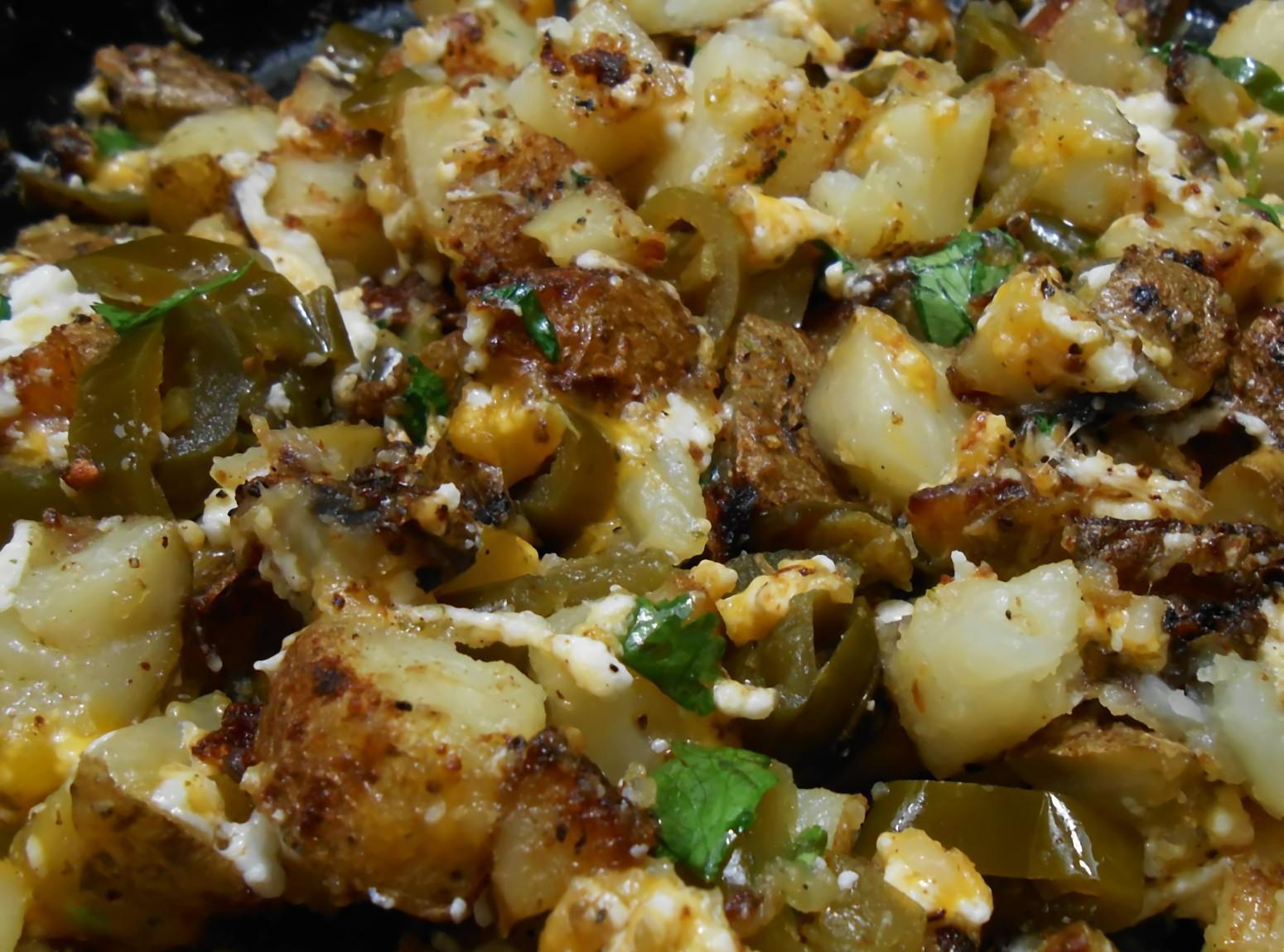 Leftover Baked Potato  Leftover Baked Potato Heaven Recipe