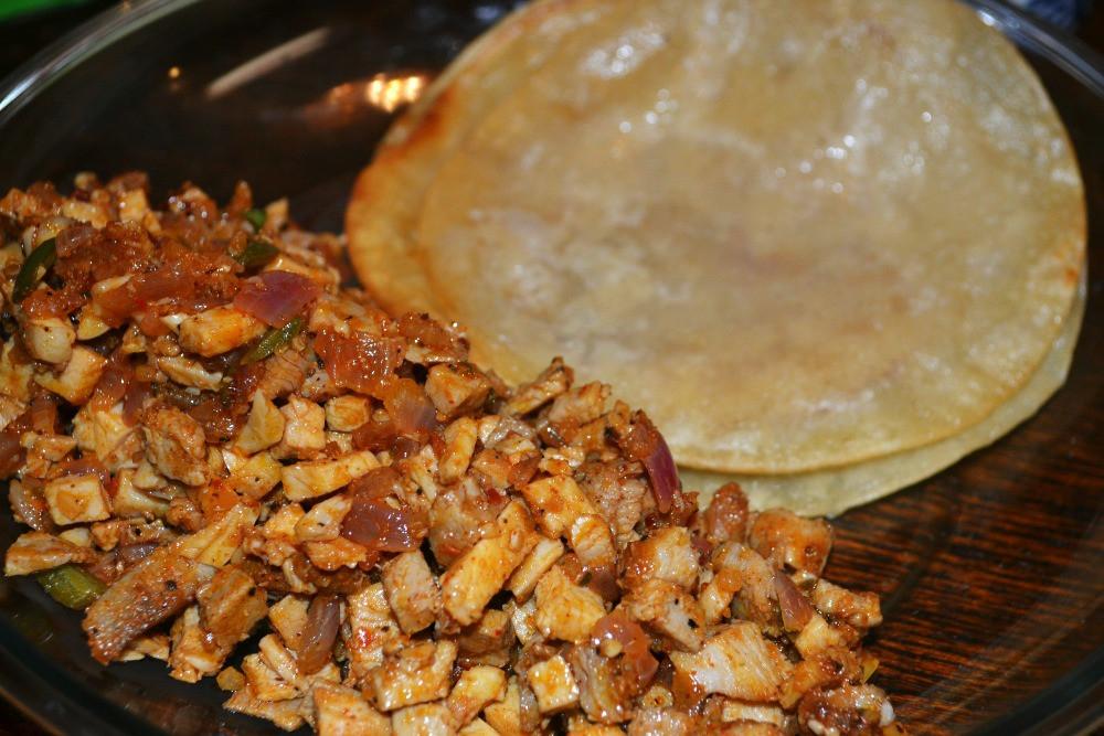 Leftover Pork Loin Recipes  leftover pork tenderloin tacos