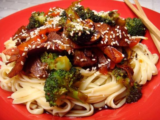 Leftover Pork Loin Recipes  Leftover Pork Chop Stir Fry Recipe Genius Kitchen