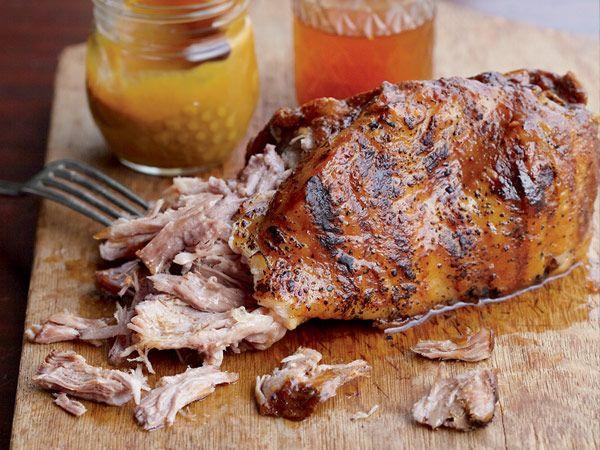 Leftover Pork Shoulder Recipes  Cook ce Eat All Week Pork Shoulder