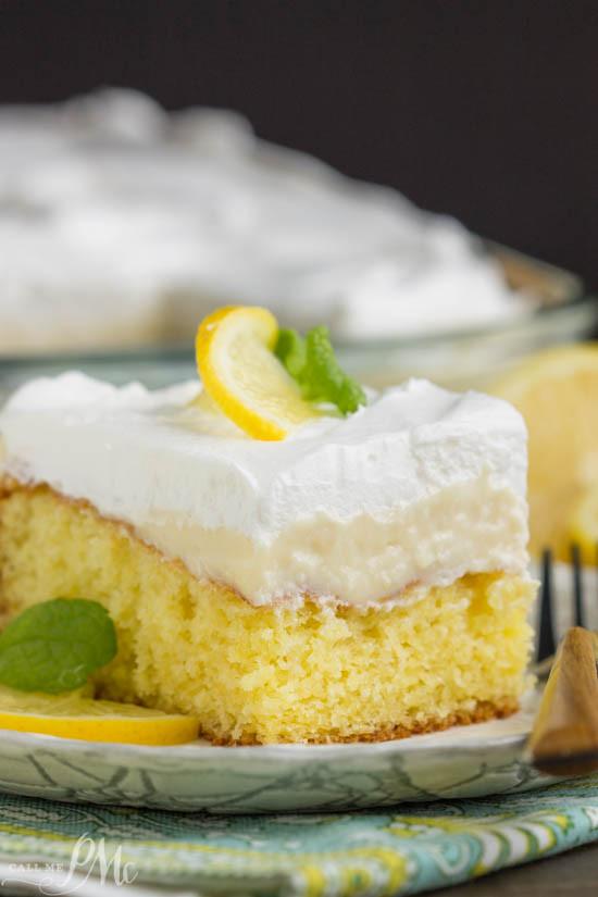 Lemon Icebox Cake  Lemon Icebox Cake Call Me PMc