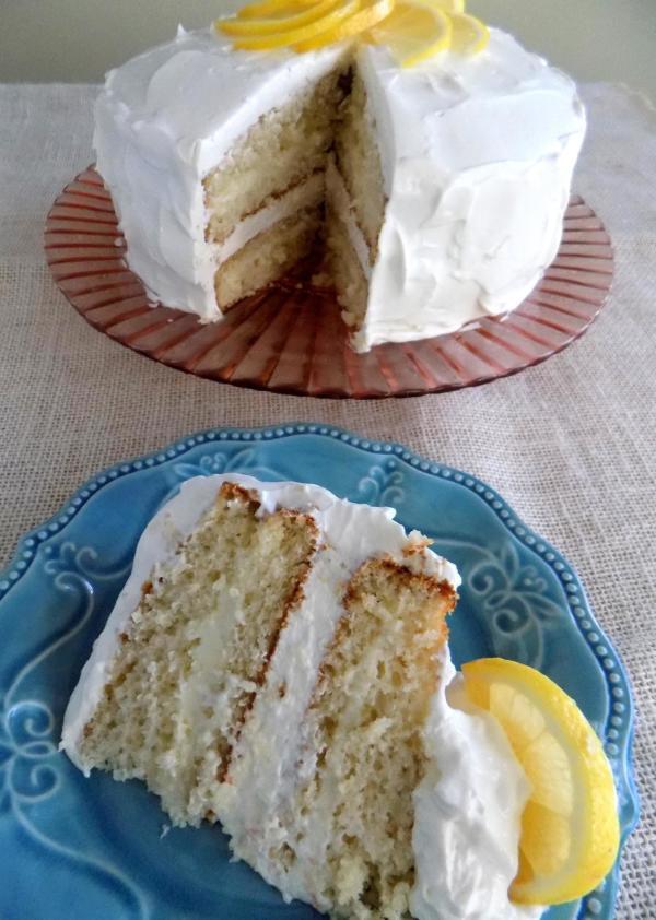 Lemon Icebox Cake  Refreshing Lemon Icebox Cake Recipe