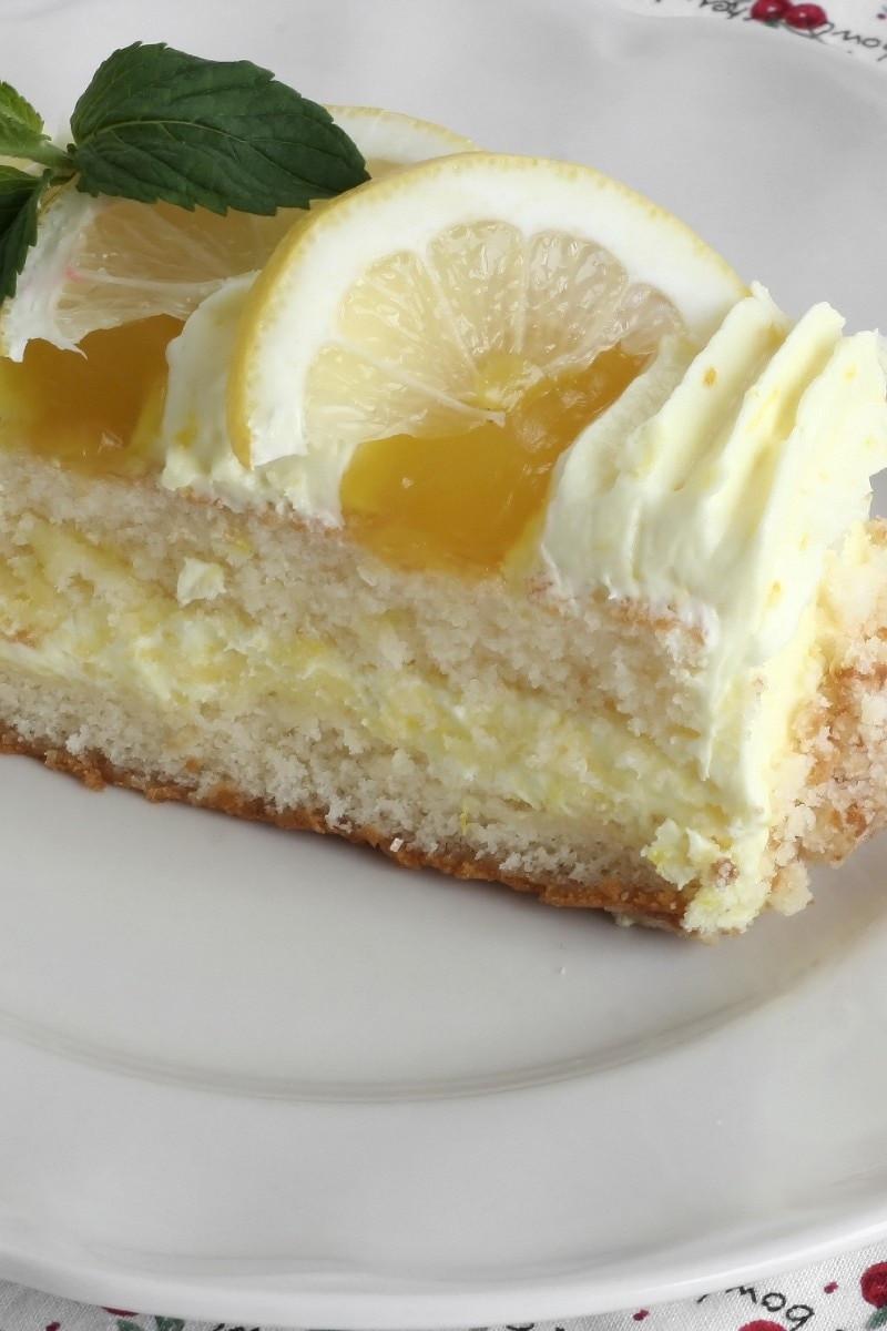 Lemon Lush Desserts  Lemon Lush