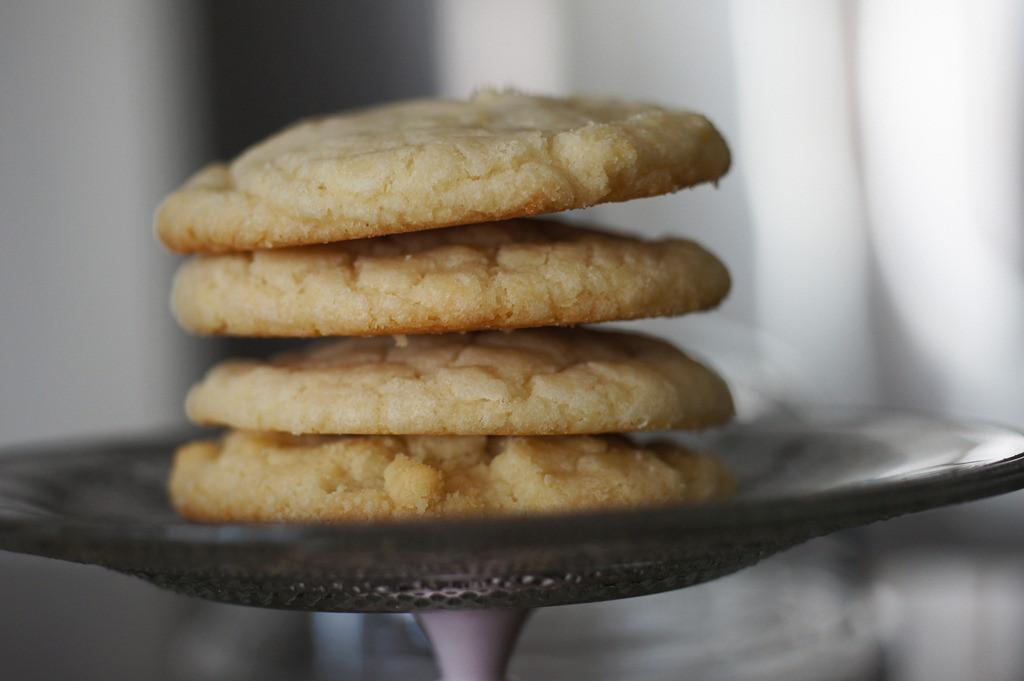 Lemon Shortbread Cookies  Easy Lemon Shortbread Cookies