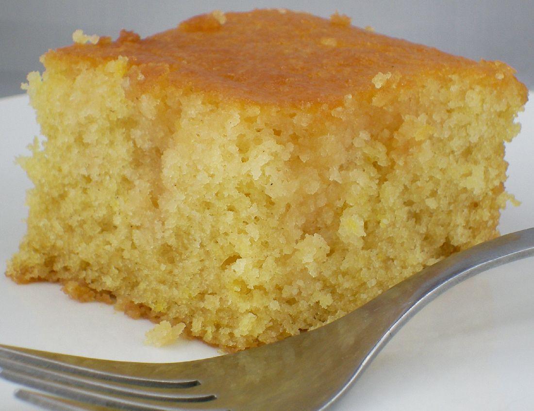Lemon Sponge Cake  Lemon drizzle sponge