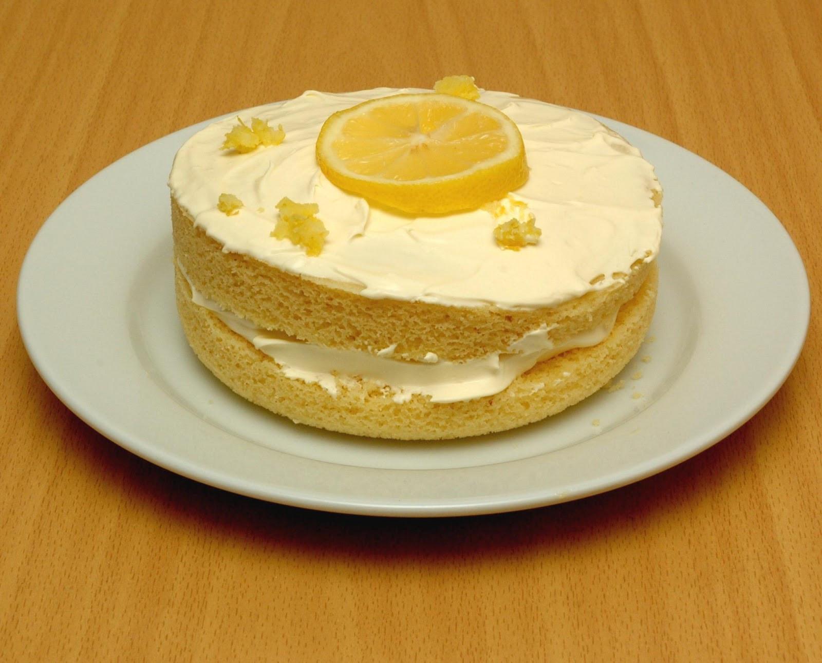 Lemon Sponge Cake  The Low Carb Diabetic Lowcarb lemon sponge cake