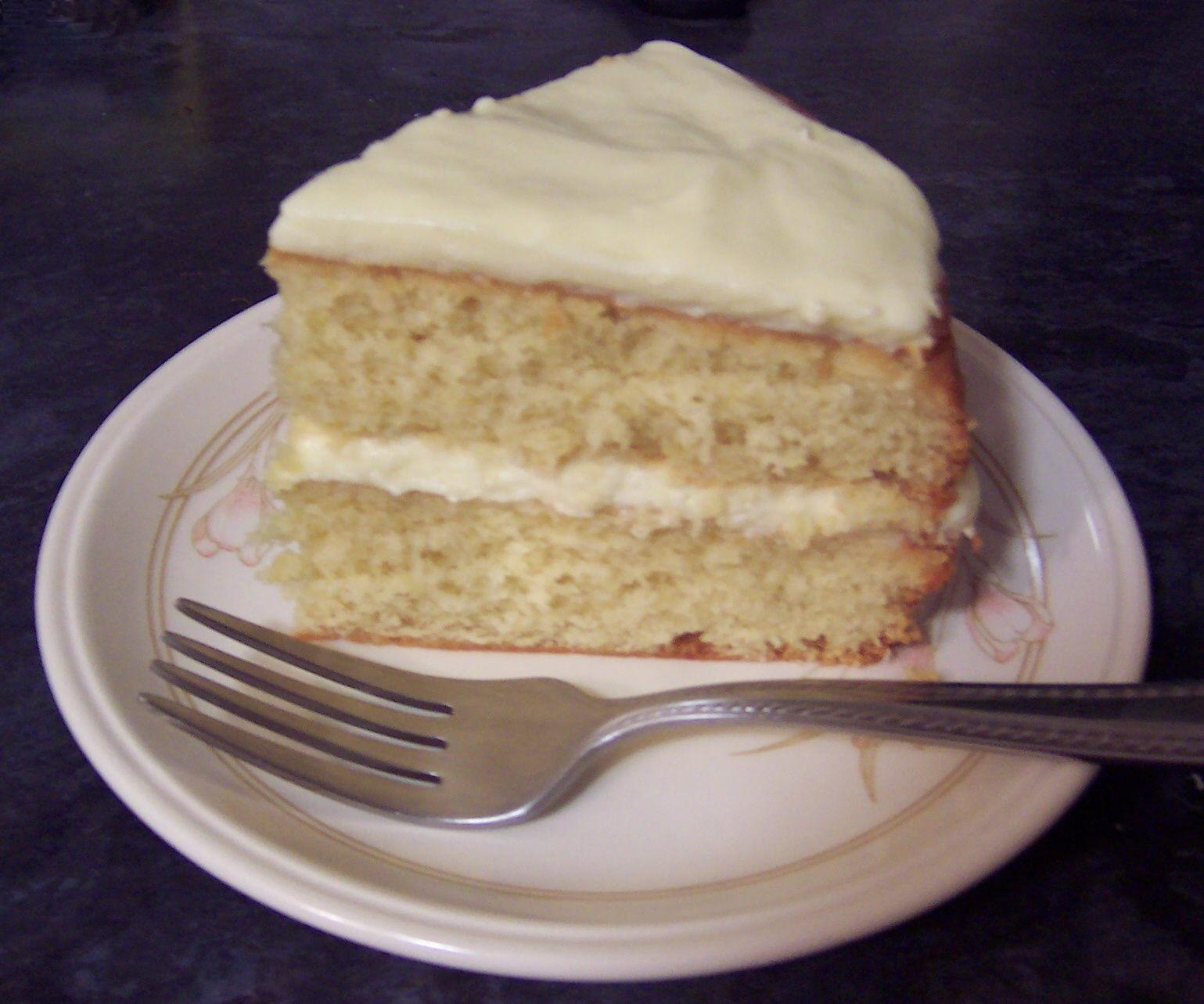 Lemon Sponge Cake  Zesty lemon sponge cake recipe All recipes UK