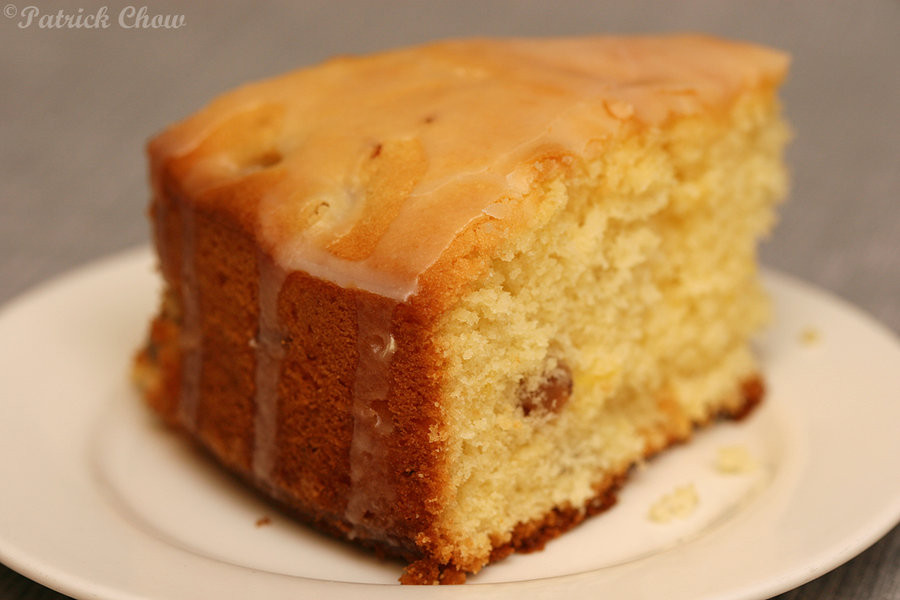 Lemon Sponge Cake  Cook With No Books 09 01 2009 10 01 2009
