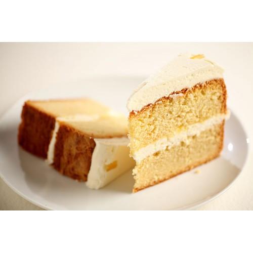 Lemon Sponge Cake  Lemon sponge cake