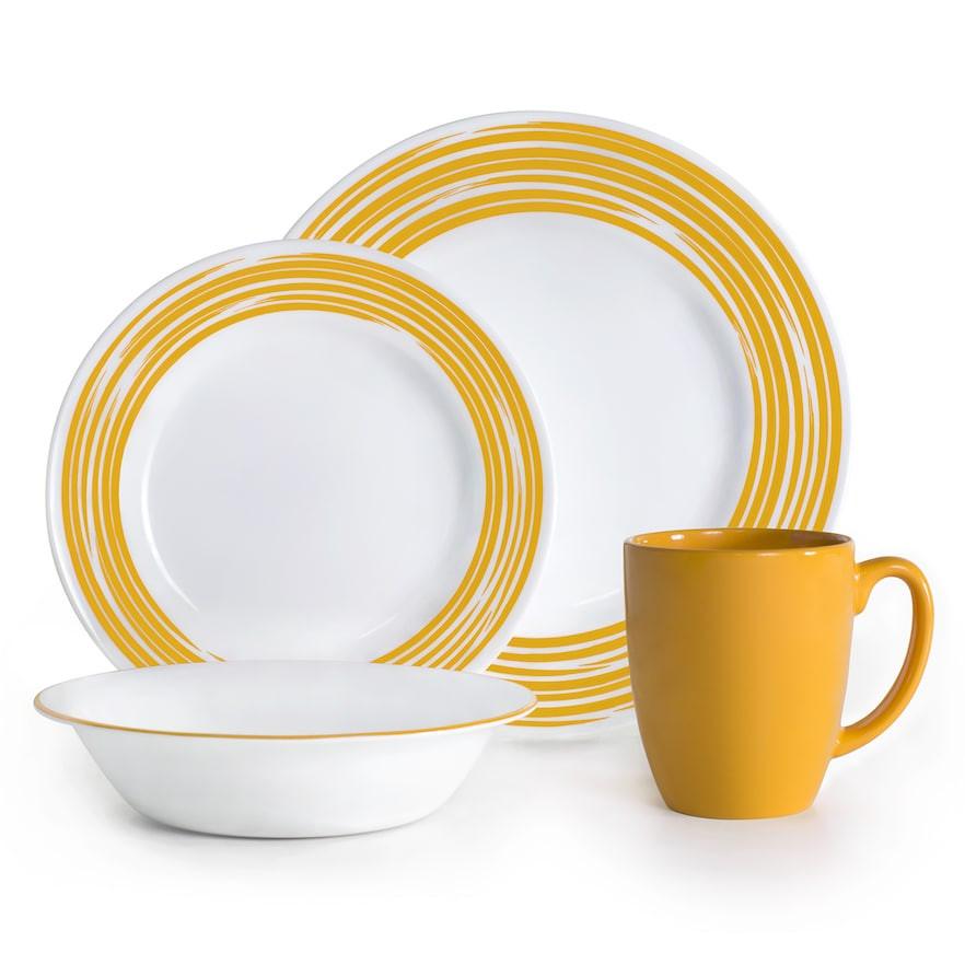 Light Weight Dinner Ware  Lightweight Dinnerware Set