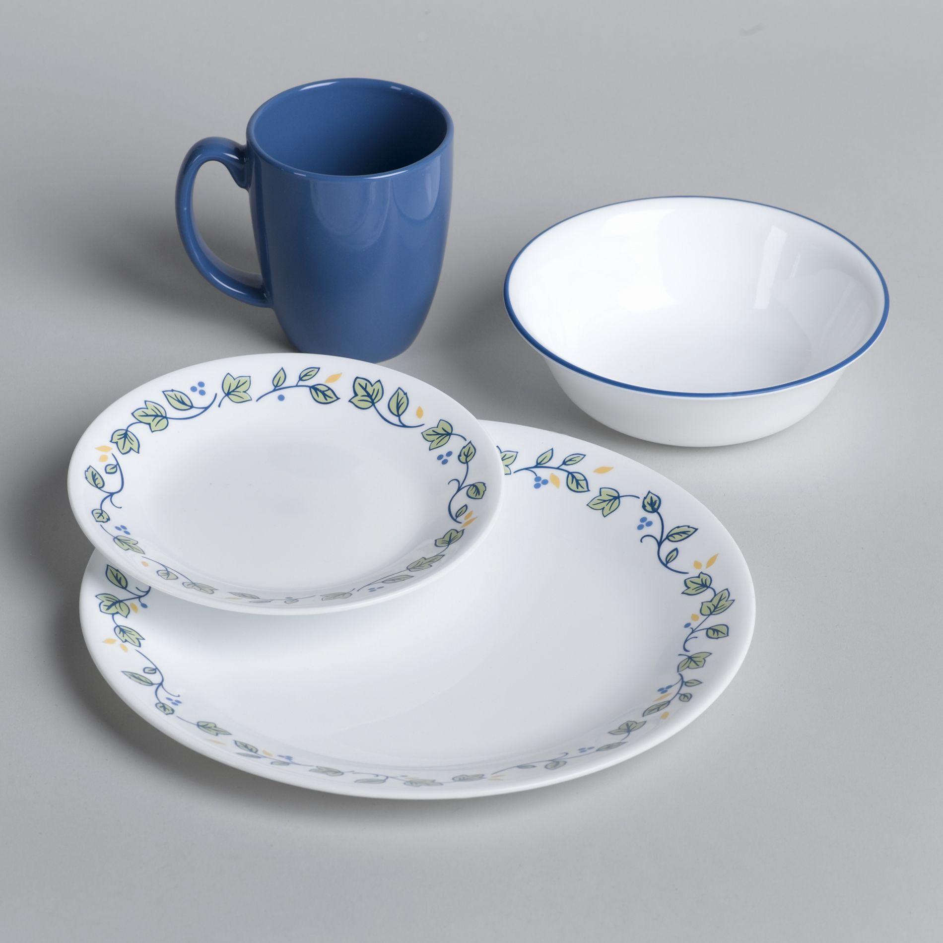 Light Weight Dinner Ware  Lightweight Dinnerware Like Corelle – Perfect Lightweight