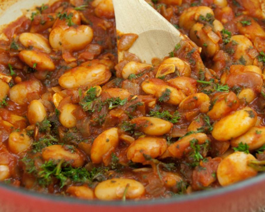 Lima Bean Recipes  Lima Bean Stew The Kids Cook Monday