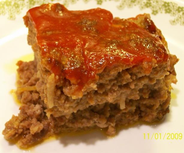 Lipton Souperior Meatloaf  Souperior Meatloaf Recipe Food