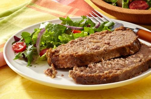Lipton Souperior Meatloaf  Souperior Meatloaf