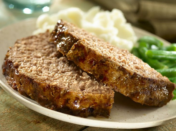Lipton Souperior Meatloaf  Juicy Meatloaf from the Slow Cooker