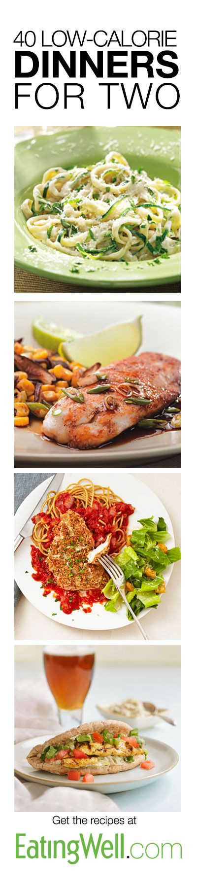 Low Calorie Dinners For Two  25 best ideas about Healthy meals for two on Pinterest