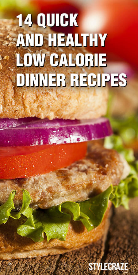 Low Calorie Dinners For Two  Low Calorie Healthy Low Calorie Dinner Recipes