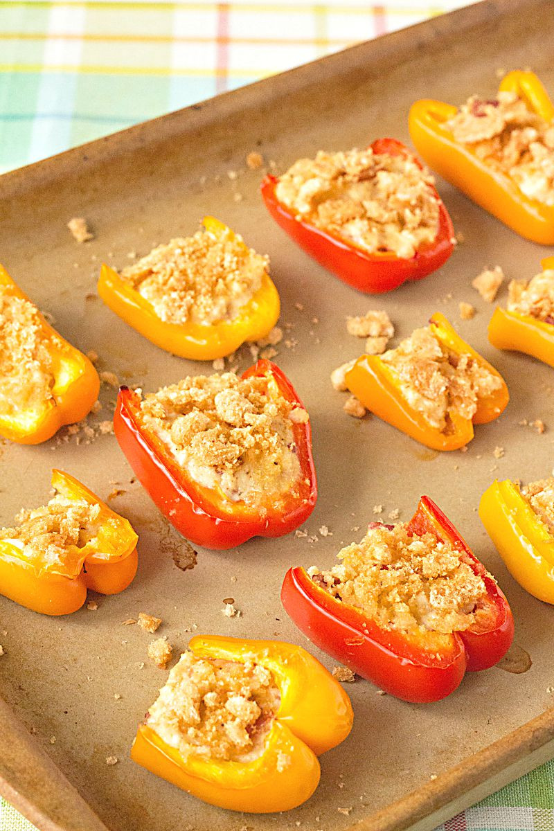 Low Carb Appetizers  Gluten Free Low Carb Appetizers Cheesy Crab Bites