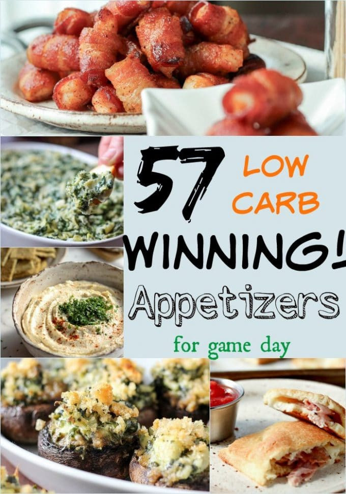 Low Carb Appetizers  57 Great Low Carb Superbowl Appetizers