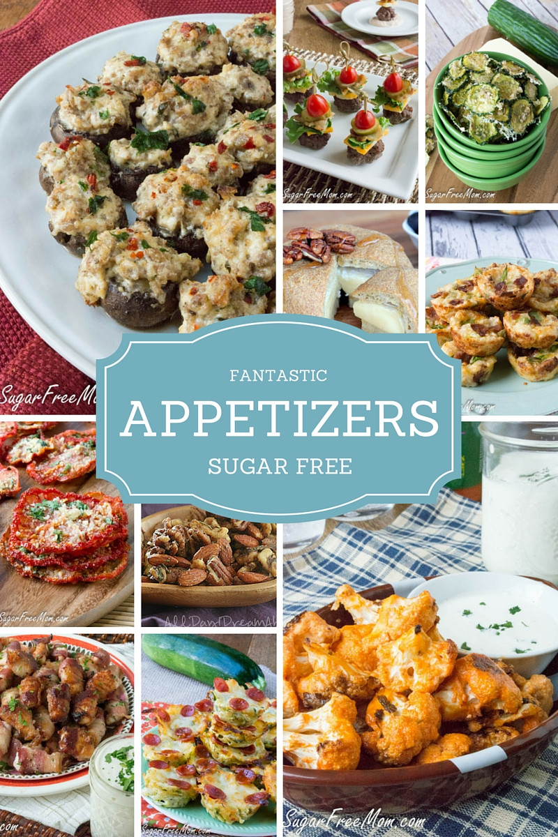 Low Carb Appetizers  39 Healthy Low Carb Make Ahead Appetizers